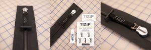 TIZIP SuperSeal 50cm Airtight Zipper | Iron Raft Packraft | Packrafting