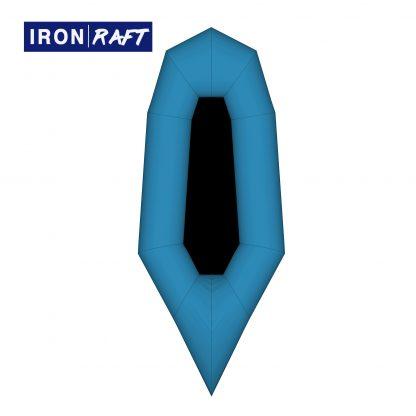 DIY Packraft Deluxe Kit | The BLUE IRON RAFT | Iron Raft