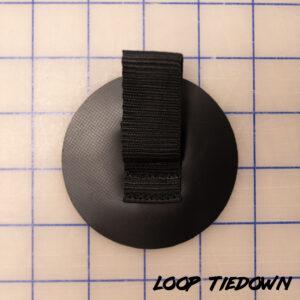 Packraft Tiedowns Loop and Strap Packraft Tiedowns | Iron Raft